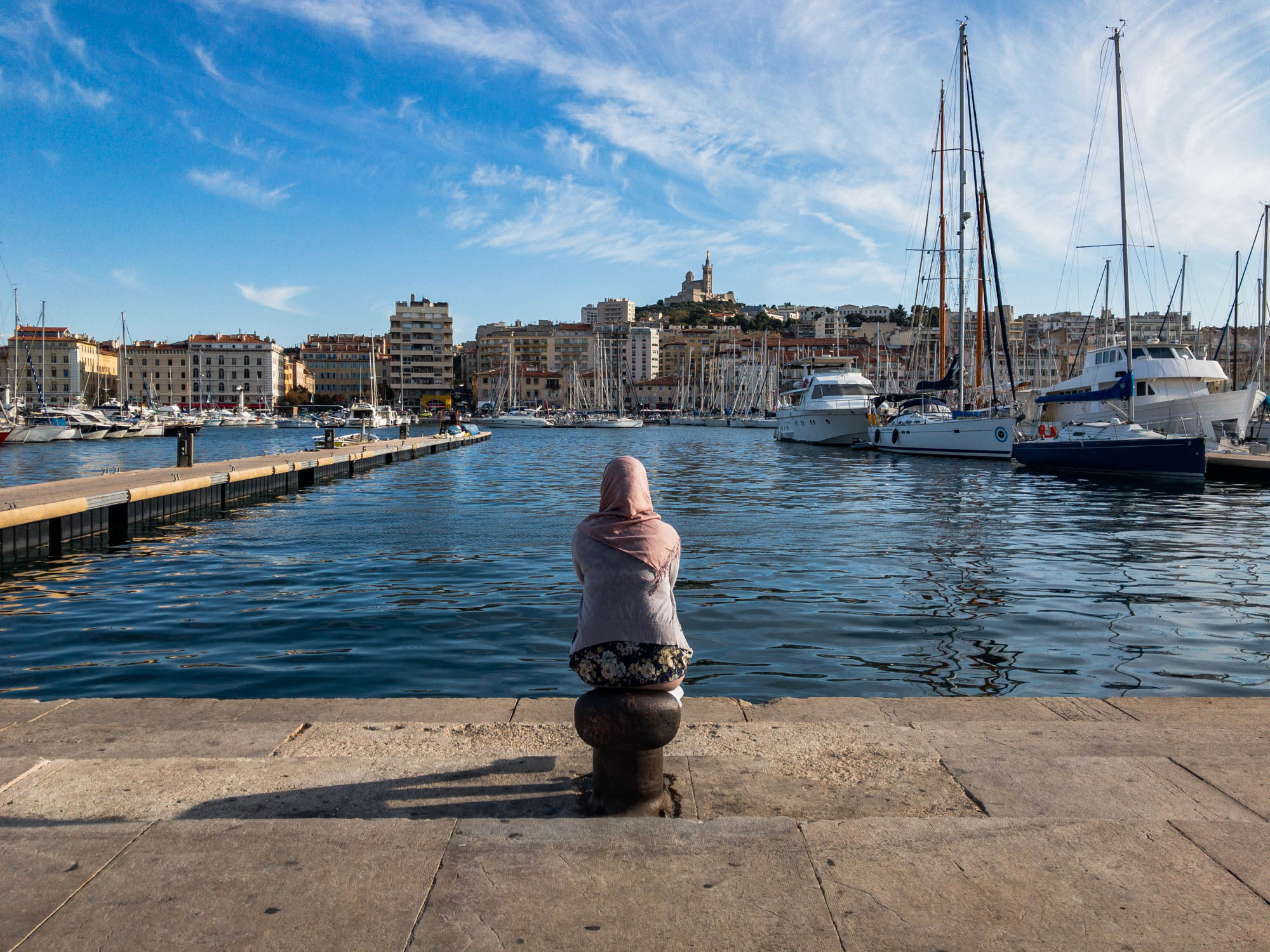 From Marseille to Cassis